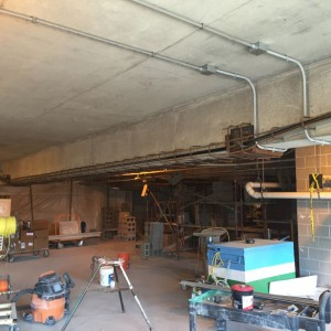 Repair (Specialty Consulting) - Strengthening of 48 year old Parking Garage using External Post-tensioning #2