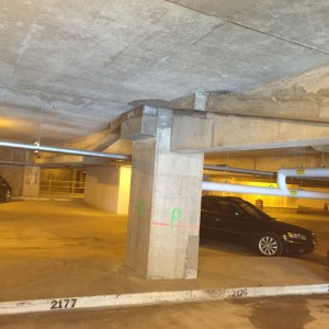 Repair (Specialty Consulting) - Strengthening of 48 year old Parking Garage using External Post-tensioning #4