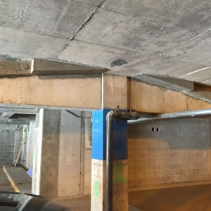 Repair (Specialty Consulting) - Strengthening of 48 year old Parking Garage using External Post-tensioning #5