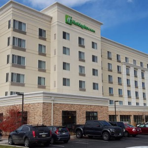 Holiday Inn- Airport, Denver, CO (70,000 sq. ft. – 7 Levels) Two-way flat plate