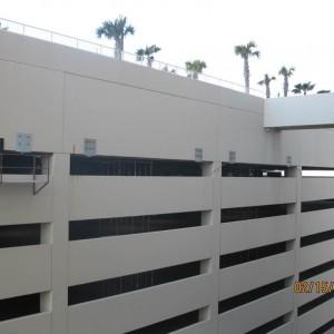 Repair - External Post-tensioning of Pre-tensioned Prestresed Concrete Transfer Girders (#1)