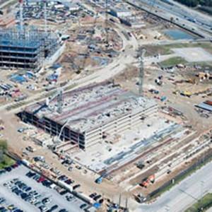 Brooke Medical Center Garage, San Antonio, TX - 1.2 million sq. ft.